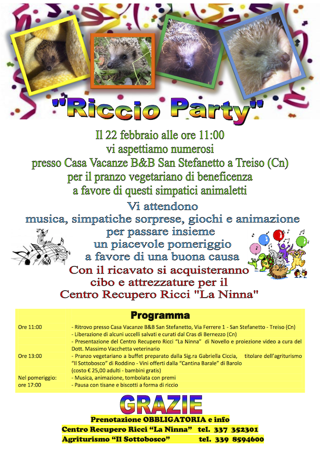 riccio party