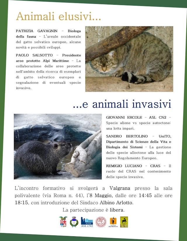 Bernezzo Centro Recupero Animali Selvatici